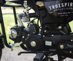 Мопед Wels Alpha Truespirit (Велс Альфа Тру Спирит) 50cc и 110cc