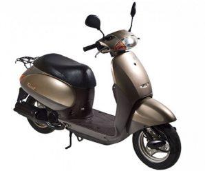 Обзор скутера Honda Tact AF 51