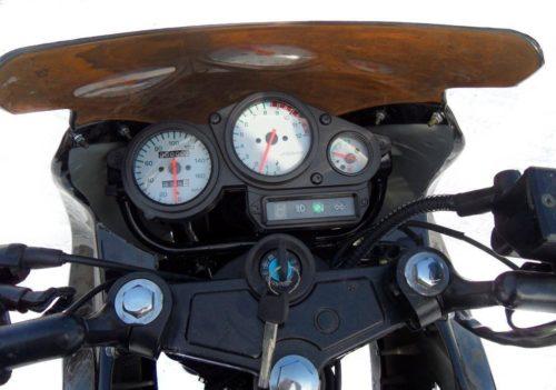 фото панели приборов мотоцикла sprinter
