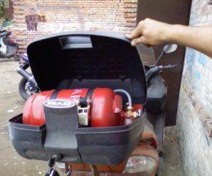 Установка газобаллонного оборудования (ГБО) на скутер