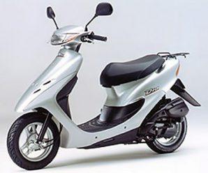 Honda Dio AF 34 обзор скутера
