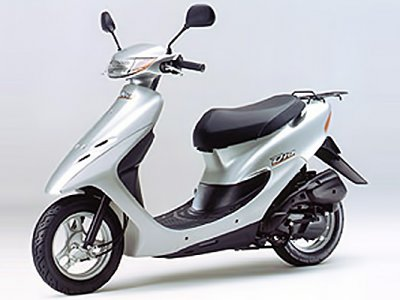 Какой японский скутер выбрать?