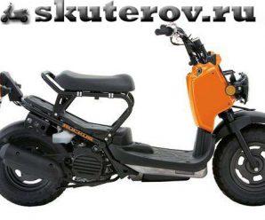 Скутер Honda Ruckus (Хонда Рукус)