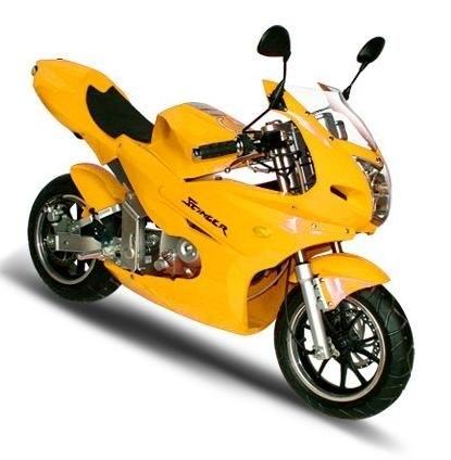 скутер forsage scooter bike