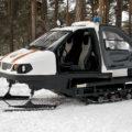 Лыжно-гусеничный снегоход ТТМ-1901 «Беркут»