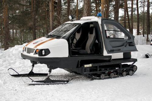 фото снегохода беркут-2