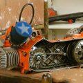 Тюнинг трансмиссии скутера Yamaha Neos
