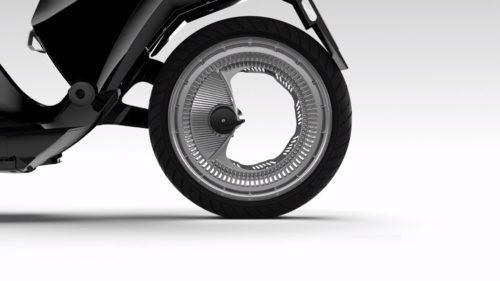 Бесшумное орбитальное колесо подходит к двигателю мощностью 4 кВт