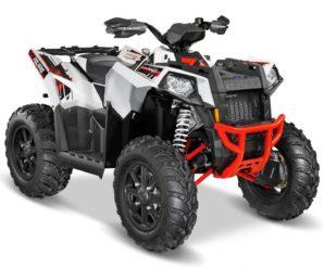 Квадроциклы Polaris Scrambler (Поларис Скрамблер) 850, 400, XP 1000 EPS
