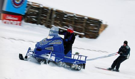 снегоход шерпа