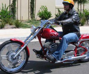 Мотоцикл Regal Raptor DD300E (Регал Раптор ДД300Е)