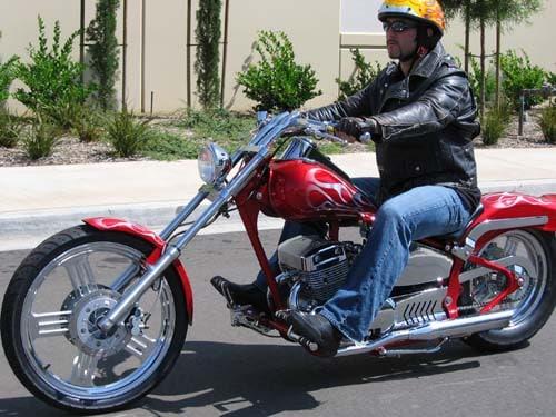 фото мотоцикла регал раптор дд 300 е