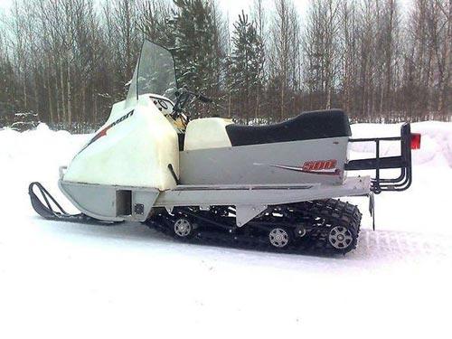 фото снегохода мвп-500