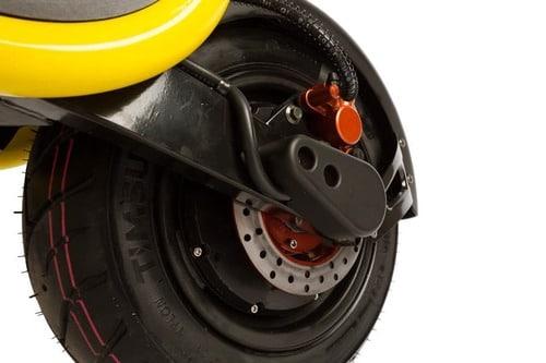 колесо электросамоката зеро