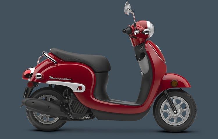 Honda Metropolitan фото