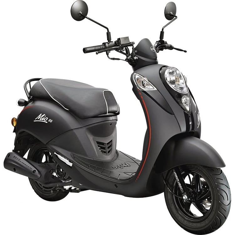 SYM Mio 50cc фото