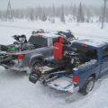 Транспортировка снегохода: 5 лучших способов эвакуации мотособаки