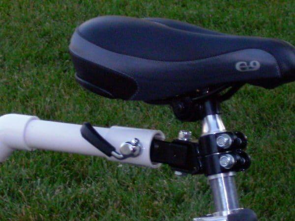 Крепление к велосипеду