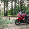 Мотоцикл BAJAJ Pulsar RS 200