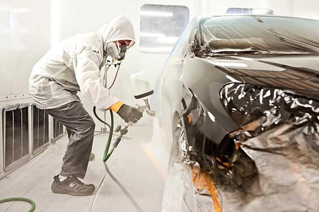 Покраска авто перед продажей