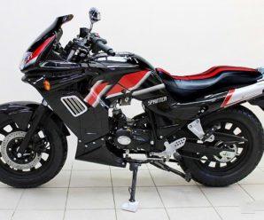 Спринтер (Sprinter) – мопед с характеристиками мотоцикла