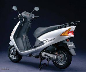 Скутер Honda Lead SCV 100