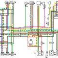 Схема электрооборудования Honda Lead