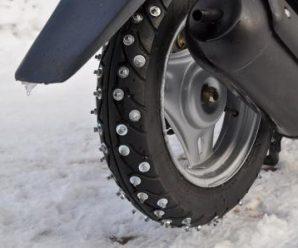 Как ездить на скутере зимой — эксплуатация мопеда зимой