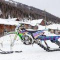 Сноубайк — это: что такое snow bike
