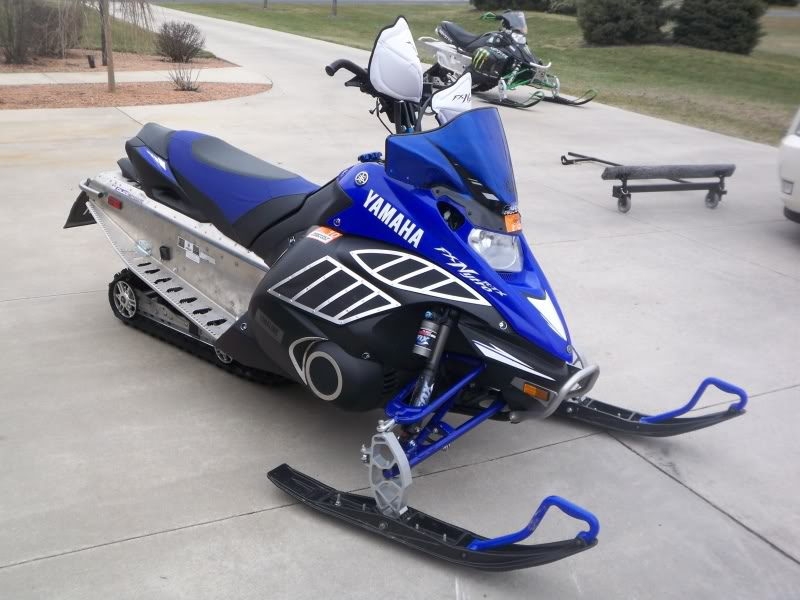 Yamaha Nytro rtx se