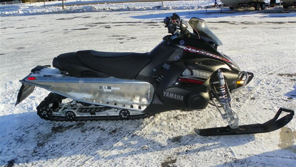 Yamaha Nytro xtx
