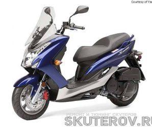 Yamaha S Max 155